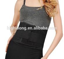 lumbar support neoprene elastic back support for women