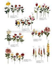 Wholesale decorative cheap factory price giant flower decoration