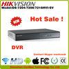 4CH DS-7204HVI-SV standalone analog camera DVR digital video recorder H.264 Hikvision DVR