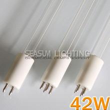 UVC germicidal amalgam lamp GPHA357T5L for water treatment