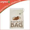 Promotional Small Cotton Drawstring Mesh Bag