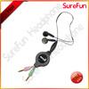 Fashion Headphone Igoodlo Headphone China retractable earbuds