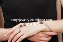 hand cuff , bracelet and ring cuff