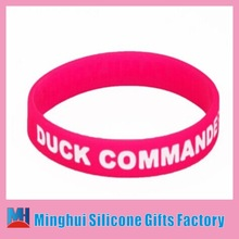 Duck Commander Silicone Bracelet Faith Family Ducks