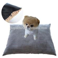 PET PRODUCTS Corn Floss fabric super comfortable pet mat, dog pad
