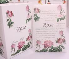 Put in wallet or handbags rose scent envelope aroma sachet