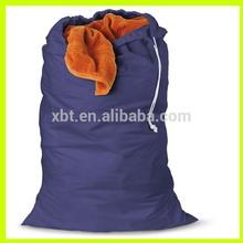 NYLON LAUNDRY BAG - JUMBO - CAMP, COLLEGE DORM NAVY BLUE
