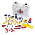 حار بيع البلاستيك لعبة للاطفال، تعيين لعبة من البلاستيك المستشفى