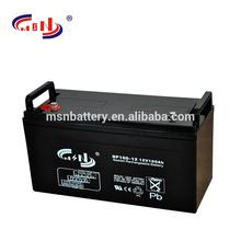 12V100Ah storage sealed lead acid battery GEL battery for UPS system/Security system battery