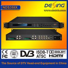 NDS358X DVB-T2 Receiver