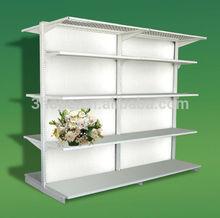 Supermarket Shelf With MDF Backboard