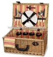 Wholesale Wicker Picnic Basket Set