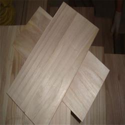 bleaching Paulownia puzzle