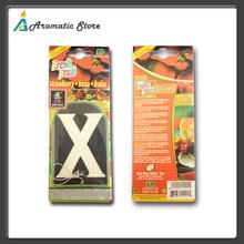 make hanging bulk paper air freshener