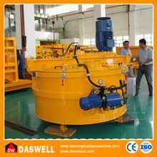 2014 MP series electric motor planetary concrete mixers for sale