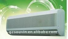 9000BTU-36000BTU ar condicionado split com LED / LCD central display