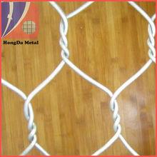 hexagonal galvanized fence wire mesh