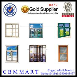 G-1055 names of aluminum windows/Aluminum window for sale