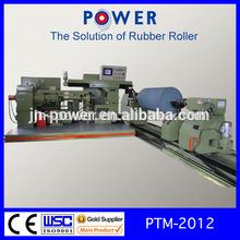 PTM-2012 Industrial Rubber Roller Extruder for paper making and mine transmission