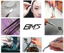 eye brow tweezers BMS company eye brow tweezers OEM &ODM orders all shapes tweezer