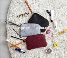 2014 Hot selling felt pen bag/felt computer bag/felt tote bags
