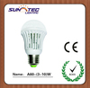 Warm white/white light 7w e27 led bulb lamp