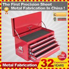 2014 metal professional smooth sliding tool box/tool cabinet
