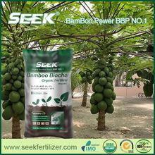 SEEK Organic Soil Fertilizer as soil improver