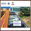 Intergrade compact sewage treatment plant MBR system