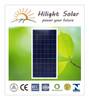 High Efficiency And 100% Tuv Standard Solar Panel Module 250 Watt
