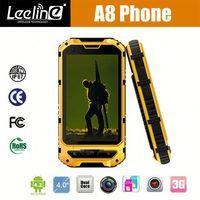 distributor/wholesaler gsm basic phone ip67 waterproof rugged mobile cell phone w26