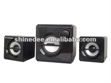 Active multimedia amplified speaker system,dolphin karaoke(SP-3100)