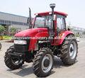110hp 4wd fazenda front loader para o trator preço de lista