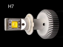 18W auto led headlight cree auto led head lamp H7 H8 H11 9005 9006 auto head light