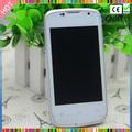 Wifi 3g telefon akıllı fabrika wifi cep telefonu- gps ve wifi 3.5 inç GSM + 3g mt6572w çift çekirdekli son yeni ürün telefon