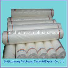 100% cotton peach skin fabric composition