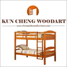 Children paradise/Solid Russian Pine solid wood bunk bed/Children's bunk bed