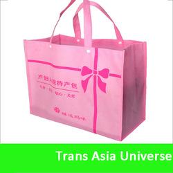 Hot Sale custom non woven fabric shopping bag