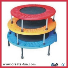 "32"" -60"" fold up mini trampoline for lose weight and keep fitness"