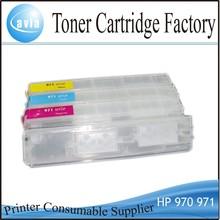 Hot sale Empty refillable cartridge CN621 CN622 CN623 CN624 for HP 970 971