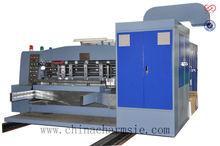 GIGA LX 4 colour flexo printing machine