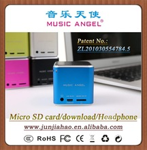 MUSIC ANGEL JH-MD06D mini speaker computer speakers system chinese phone parts
