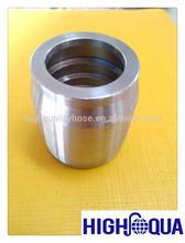 Hose ferrule carbon steel or stainless steel ferrule