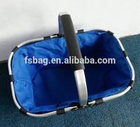 hotsale foldable shopping basket