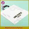 High quality custom printed plastic shopping bags with logo