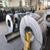 65Mn hign strength and quality Spring steel strip