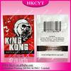 King Kong 3g herbal incense bags with ziplock /Wholesale cheap potpourri bag