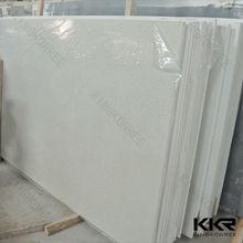 Wholesale white quartz stone slab for kitchen table top