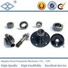 LS0.8-50 material C45 JIS standard M3 T29 steel large diameter cheap price metal double spur gear