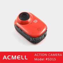 SD15 H.264 12-megapixel action shot camera
